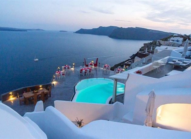 Andronis Luxery Suites Grece