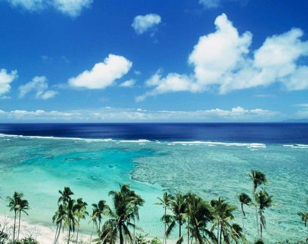 Fiji holidays destination