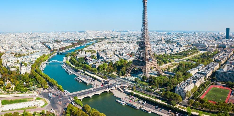 Eiffel Tower or Tour Eiffel