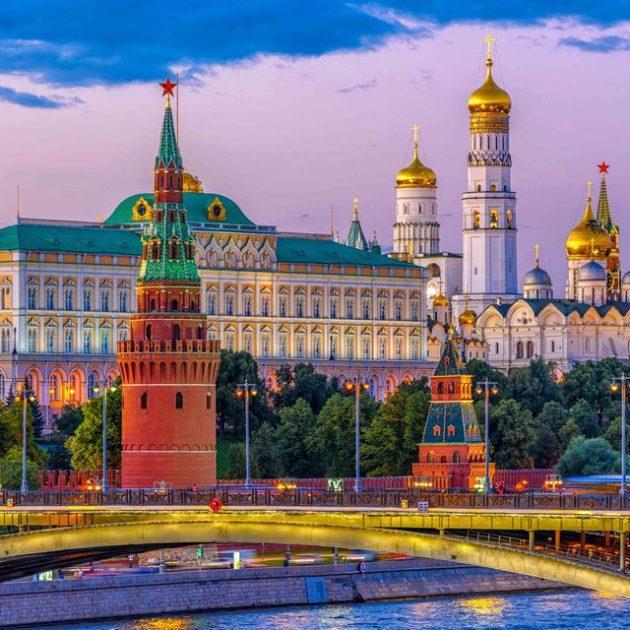 Tour RUSSIA